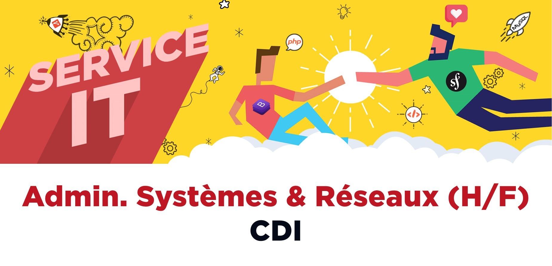 Admin. Systèmes & Réseaux