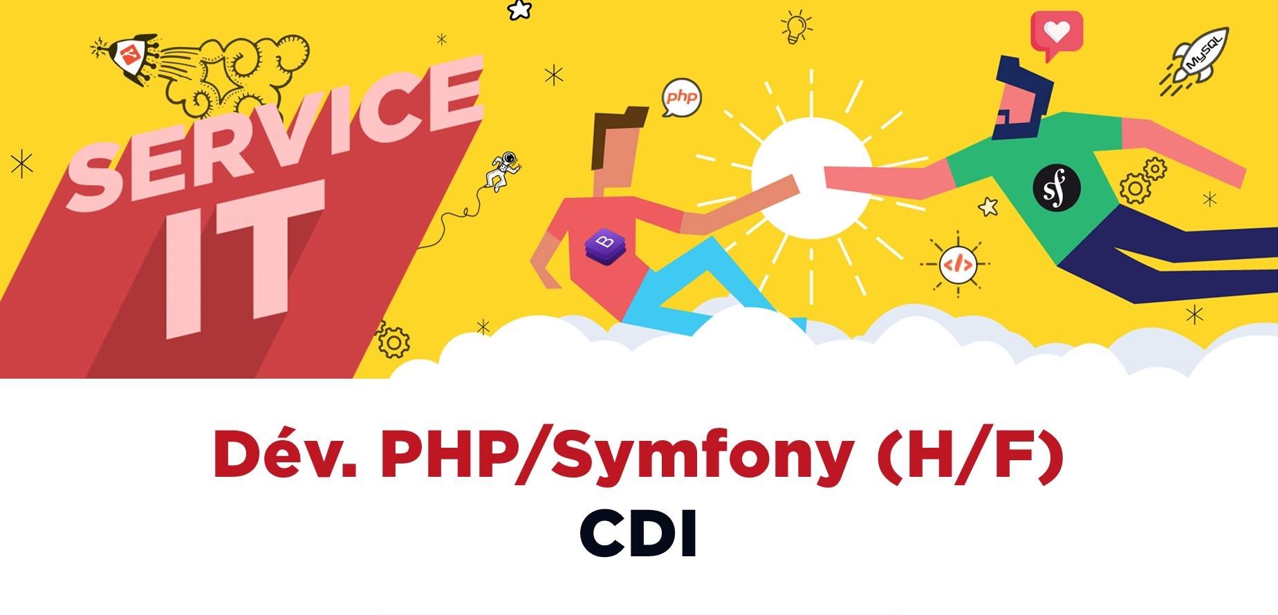 Dev PHP/Symfony