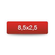 mini carte de visite 2,5x8,5
