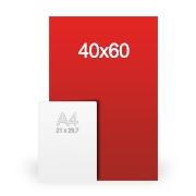 banderole publicitaire 40x60