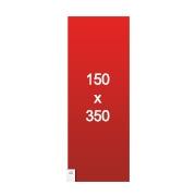banderole publicitaire 150x350