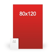 banderole publicitaire 80x120