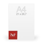 Stickers 7x7 cm