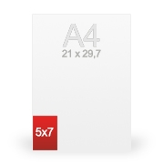 Stickers 7x5 cm
