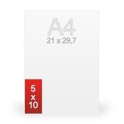 Stickers 5x10 cm