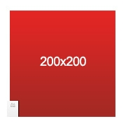 banderole XXL 200x200