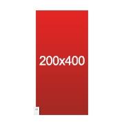 banderole XXL 200x400