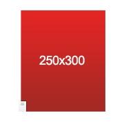 banderole XXL 250x300