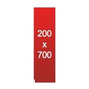 banderole XXL 200x700