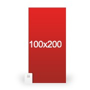 Totem L-Banner 200x100 cm