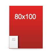 Totem rigide 100x80 cm