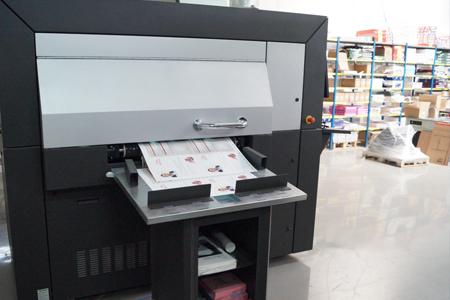 Presse numérique Scodix