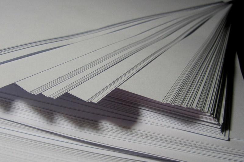 Quel papier pour vos faire-part ?